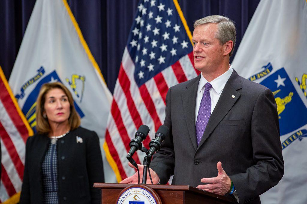 Governor Baker Declares Public Health Emergency, Announces